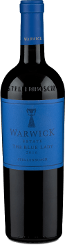 Warwick Estate Cabernet Sauvignon 'The Blue Lady' 2017