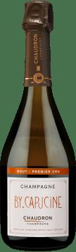 Champagne Chaudron 'By. Capucine' Premier Cru Brut NV