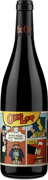 Scheid Family Wines 'Odd Lot' Red 2018