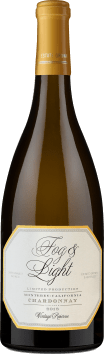 Scheid Family Wines 'Fog & Light' Chardonnay Monterey California Reserve 2018