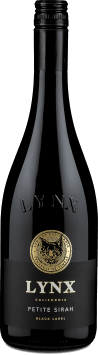 Lynx Petite Sirah 'Black Label' 2019
