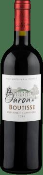 Château Boutisse 'Baron de Boutisse' Saint-Émilion Grand Cru 2016