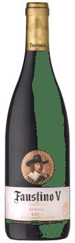 Bodegas Faustino 'Faustino V' Rioja Reserva 2015