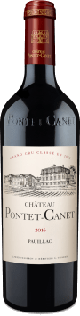 Château Pontet-Canet Grand Cru Classé Pauillac 2016