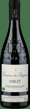 Domaine des Pasquiers Côtes du Rhône Villages Sablet 2019 - Bio