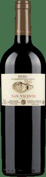 Señorio de San Vicente Tempranillo Peludo 'San Vicente' Rioja 2017