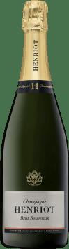 Champagne Henriot 'Brut Souverain' NV