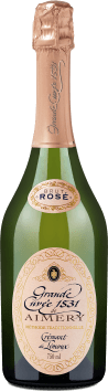 Sieur d'Arques 'Grande Cuvée 1531 de Aimery' Crémant de Limoux Brut Rosé