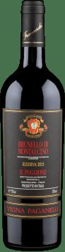 Il Poggione Brunello di Montalcino Riserva Vigna Paganelli 2015