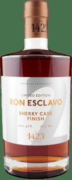 Ron Esclavo 12 YO Sherry Cask Finish Dominicana