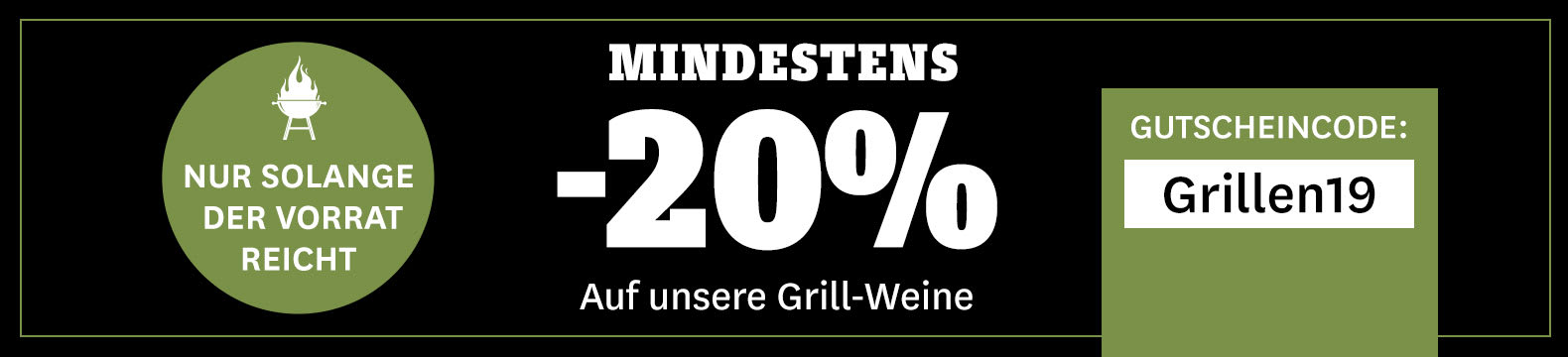 Grill-Weine