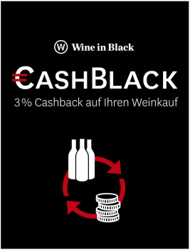 CashBack Wine in Black