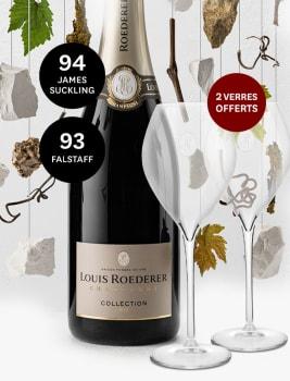 Champagne Louis Roederer 'Collection 242' Brut non millésimé