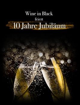 Wine in Black: Jubiläums-Set zum Bestpreis
