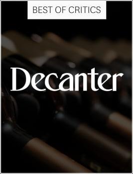 Ausgewählte Weine vom Magazin Decanter