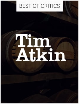 Wijnen met een hoge beoordeling van Tim Atkin