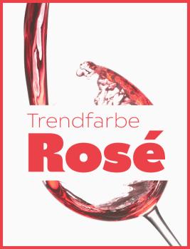 Rosé-Spezial mit aktuellem Aktionswein