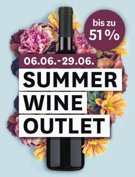 Satte Rabatte: Wein Sale im Summer Wine Outlet