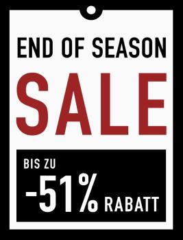 Weine: End of Season Sale
