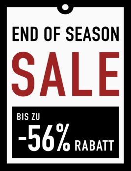 Weine: End of Season Sale