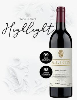 Wein-Highlight 'Alión' Ribera del Duero Vega Sicilia