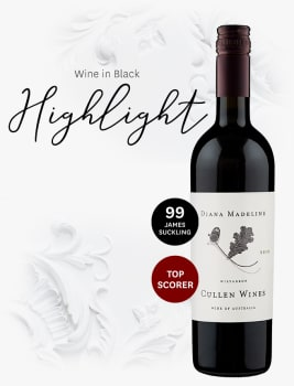 Wein-Highlight 'Diana Madeline' Cullen Wines