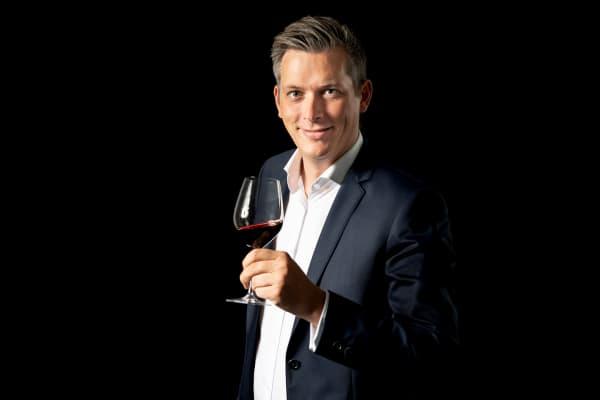 Christian Fricke    Directeur van Wine in Black