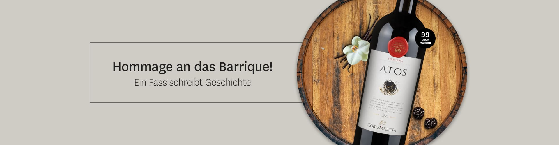 Das grosse Barrique-Special: