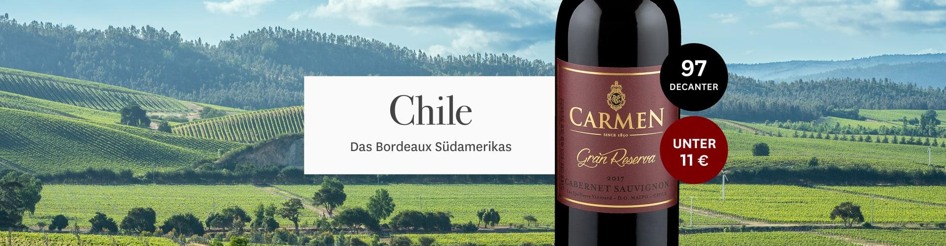 Blockbuster-Gran Reserva aus Chile