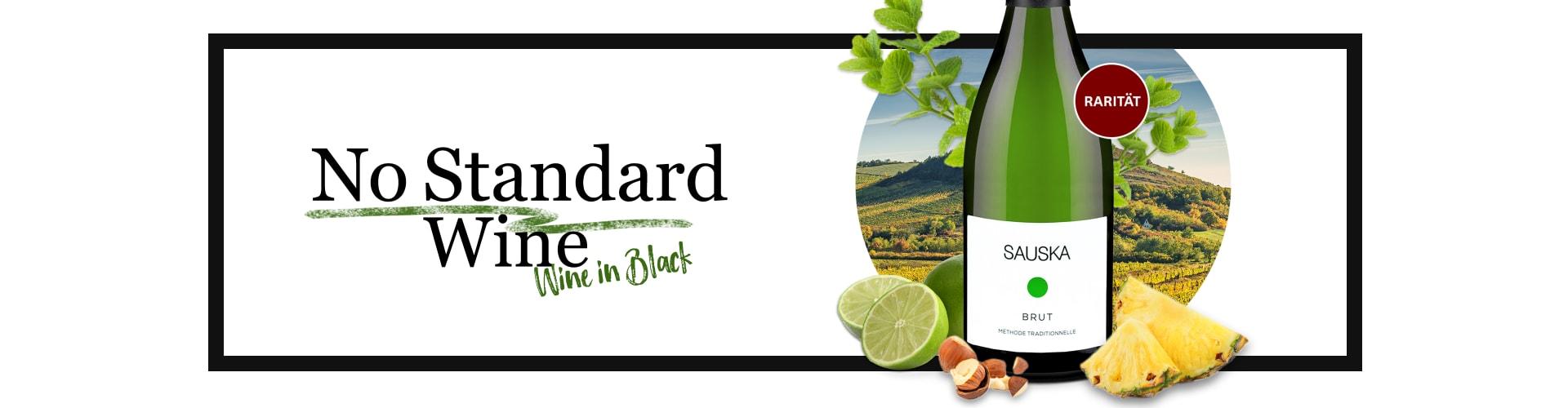 Unser aktueller No Standard-Wein