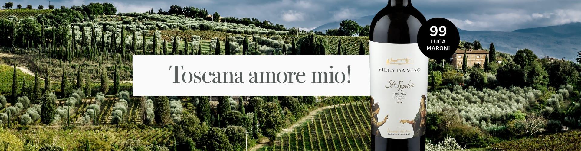 Einer der besten Toskana-Weine aller Zeiten