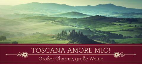 Mythos Toskana bei Wine in Black