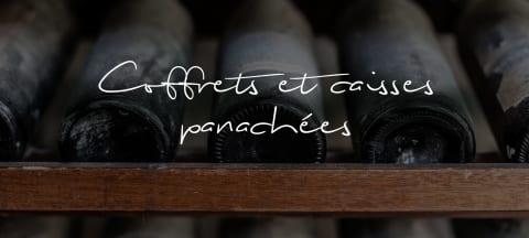 Coffrets et caisses panachées