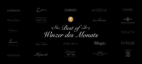 Best of Winzer des Monats bei Wine in Black