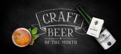 Craft Beer bei Wine in Black