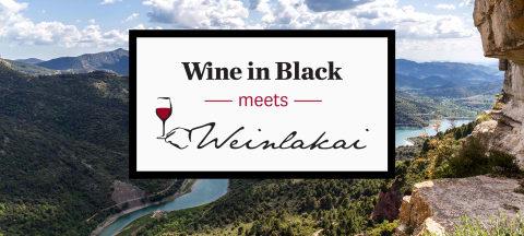 Wine in Black meets Weinlakai