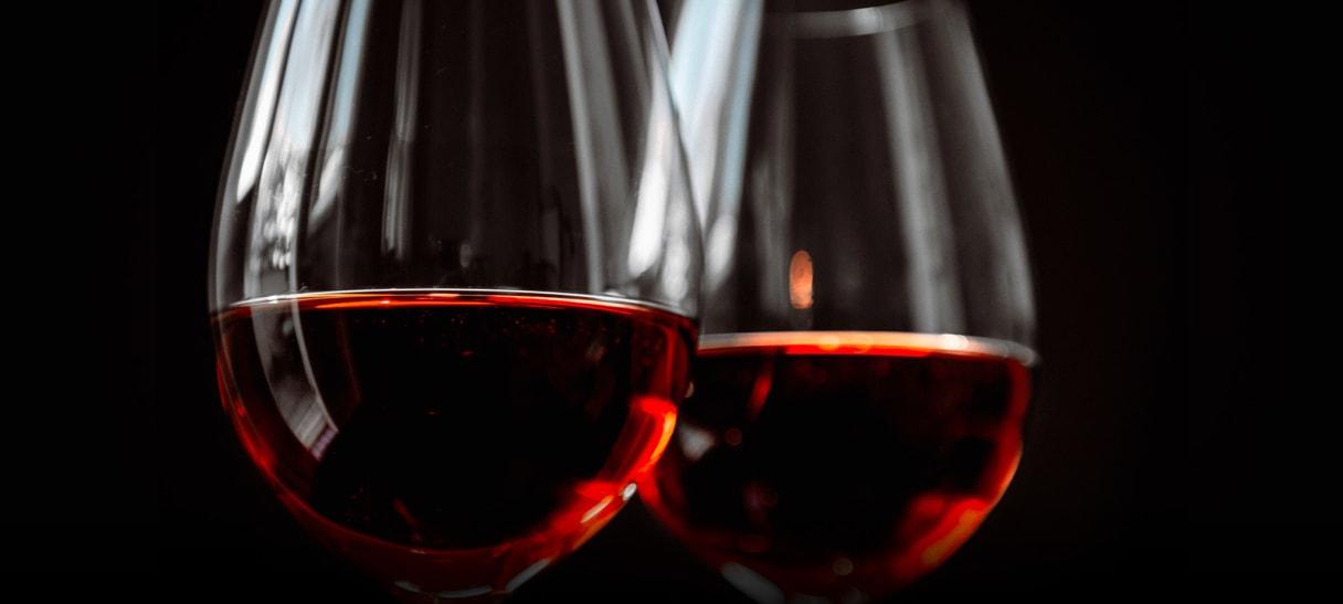 rode wijn aus Libanon