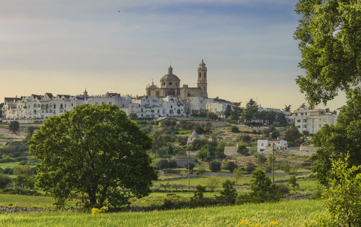 Wein aus Puglia, Italië