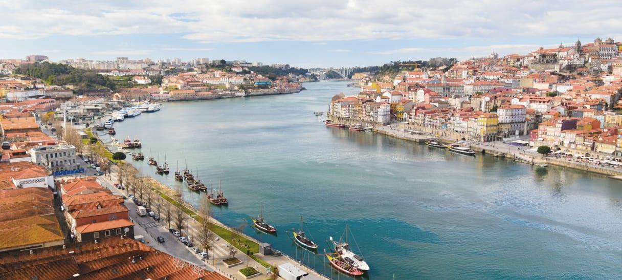 Wein aus Porto and Douro, Portugal