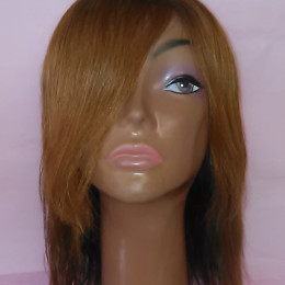 Custom Hand Sewn and Colored Wigs