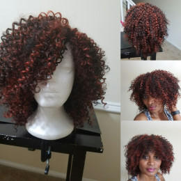 Kinky Curl