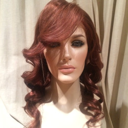 REBA Full Lace wig professionally cut %26 styled
