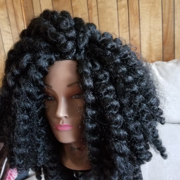 Crochet Braid Units