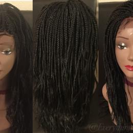 Medium Box Braid Wig