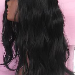 custom hand sewn wig