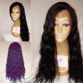 Body wave Lace Front.