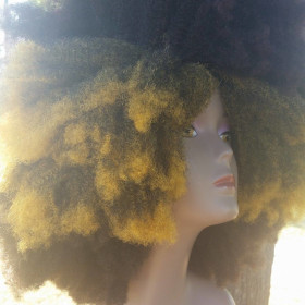 4 Toned Afro