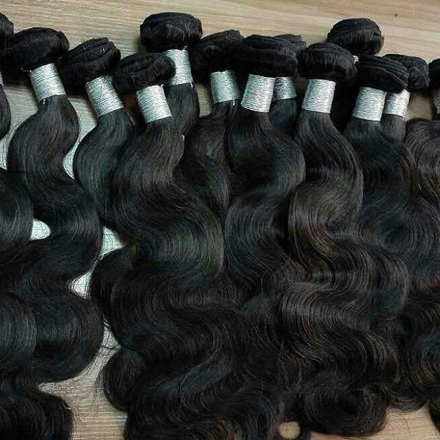 9a Grade Human Hair Extensions For Sew Ins Bodywave
