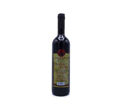 Marko Polo is een cuvee wijn uit Kroatië