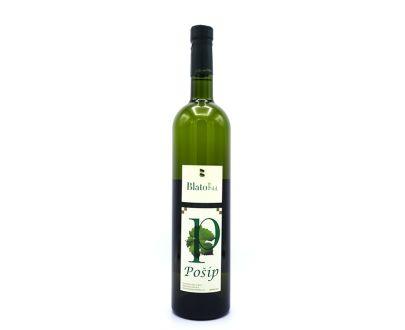 Pošip is een wijn uit Kroatië van topkwaliteit
